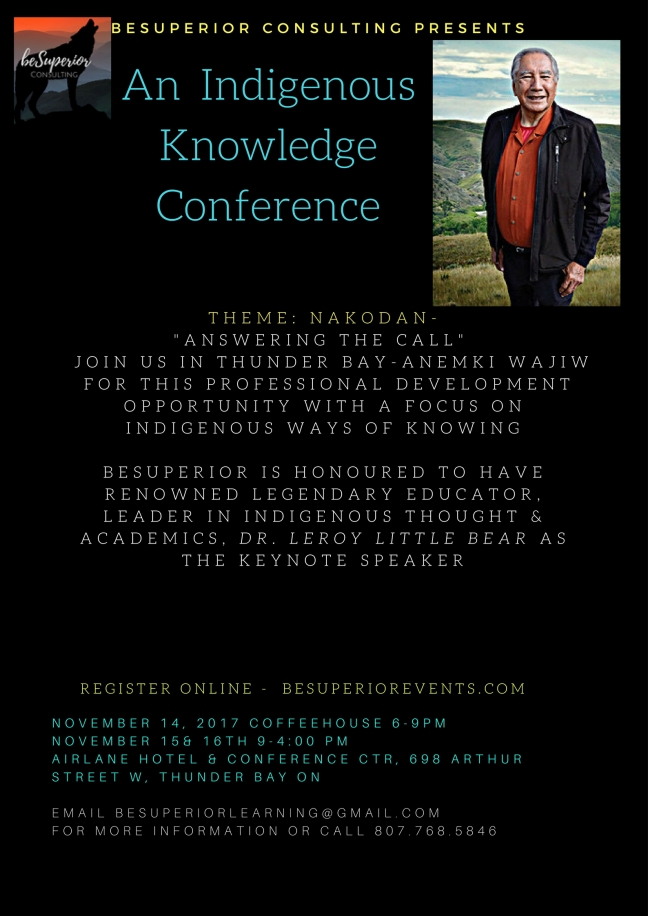 Copy of Indigenous KnowleDge Conference